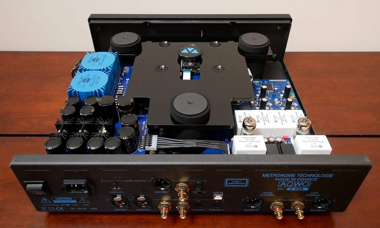 SACD Metronome AQWO trong