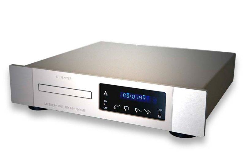Đầu CD Metronome Le Player 2S: Âm thanh ấn tượng đến từ mẫu đầu cao cấp