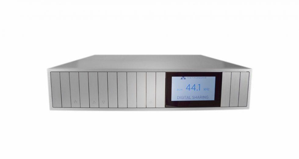 Bộ giải mã DAC Network Metronome DSC1: Nghe nhạc trực tuyến dễ dàng với nhiều ưu điểm