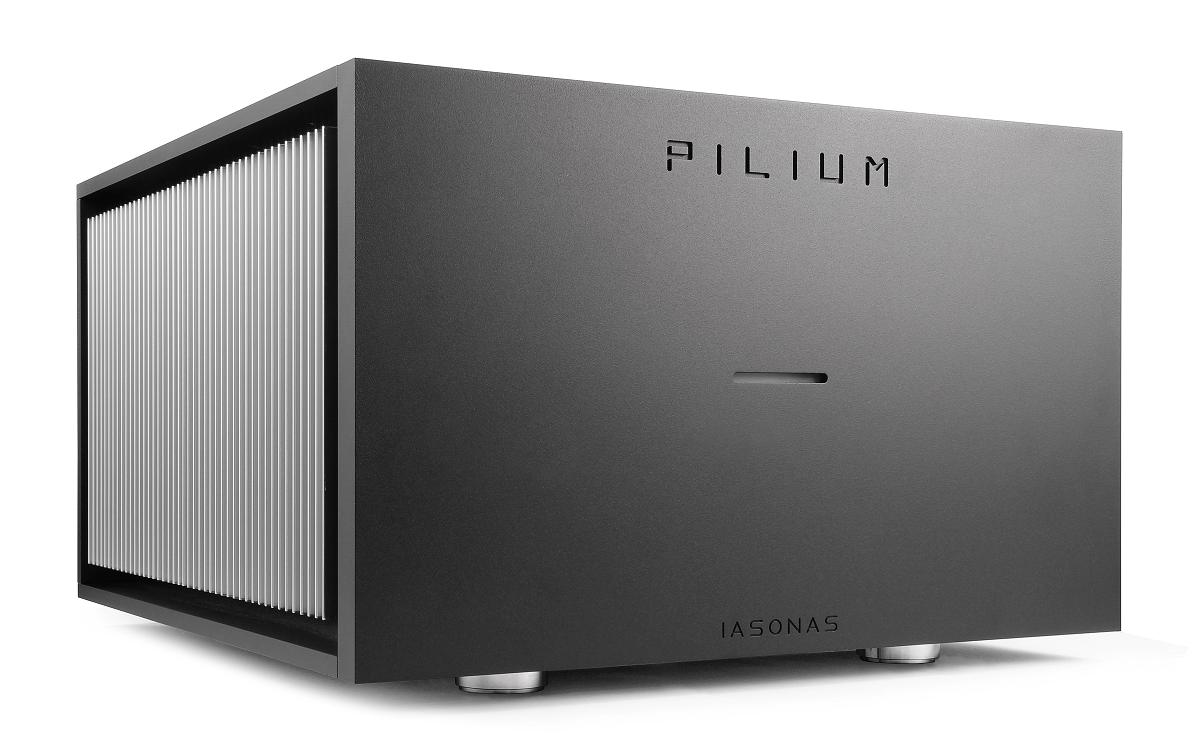 power ampli Pilium Divine Iasonas can